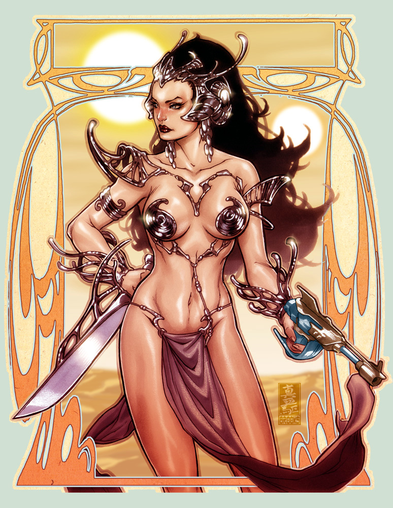 dejah thoris de john carter