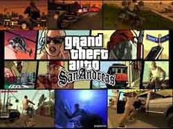Kode Cheat PS2 Lengkap: GTA San Andreas