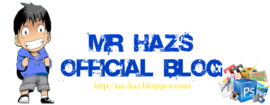 Mr Hazs Official Blog