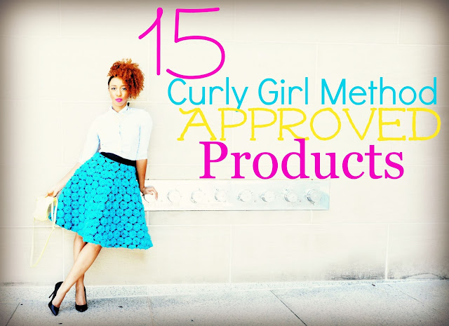 15 Curly Girl Method Approved Products