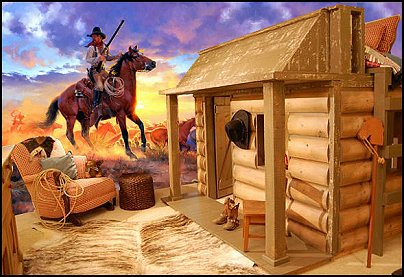 Nieuwgroenleven cowboy decorating ideas for Cowgirl themed bedroom ideas