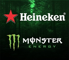 Heineken e Monster