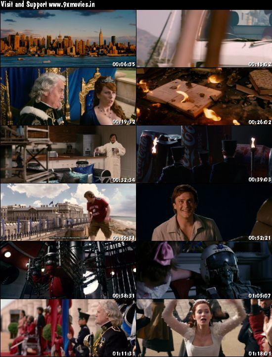 Gulliver's Travels 2010 Dual Audio Hindi 720p BluRay 800mb