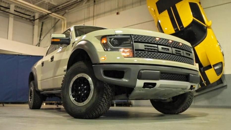 News - Ford SVT Raptor designers tell all -- Video interview
