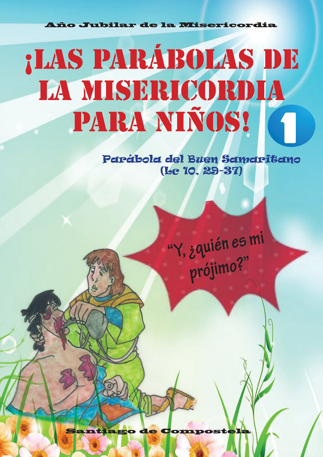 Parábolas de la misericordia para niños