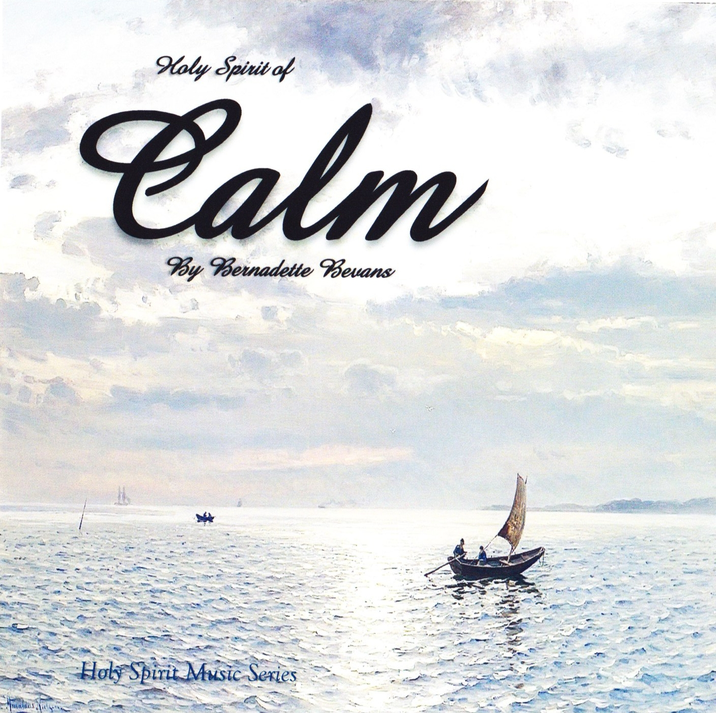 Holy Spirit of Calm CD