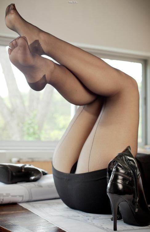 Taconeando descalza a la vida