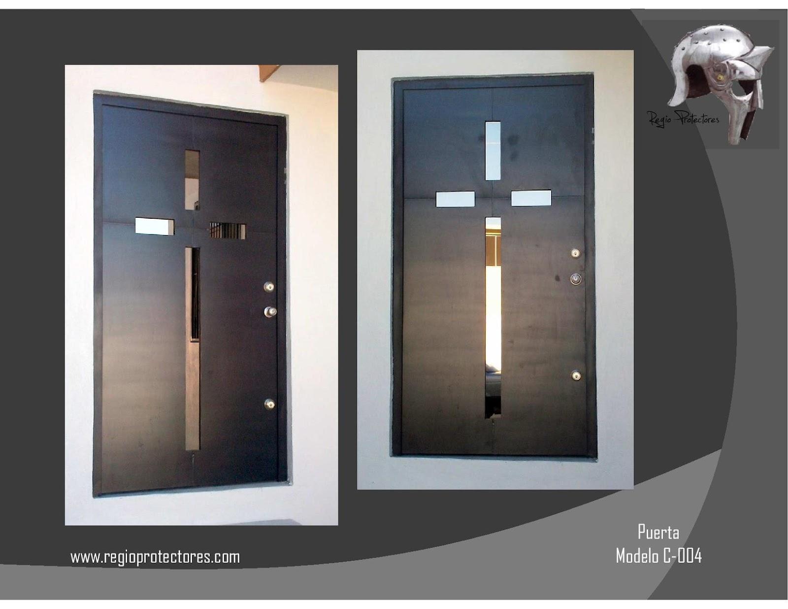 Puertas de herreria para entrada principal puertas - Puertas de herreria para entrada principal ...