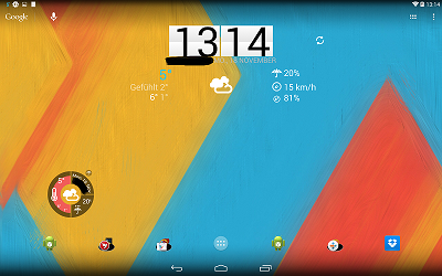MOD Android 4.4.2 Transparansi Lockscreen, Navigasi dan Statusbar [RastaKat]