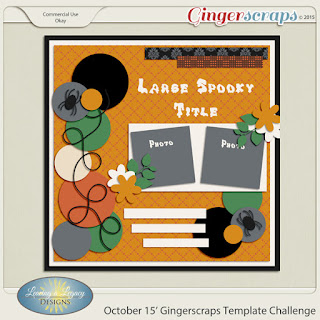 October 15 GS Template Challenge by Leaving A Legacy Designs