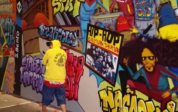 Movimento Hip Hop – A verdadeira voz da periferia