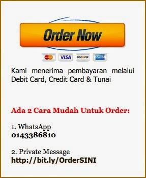 order produk shaklee