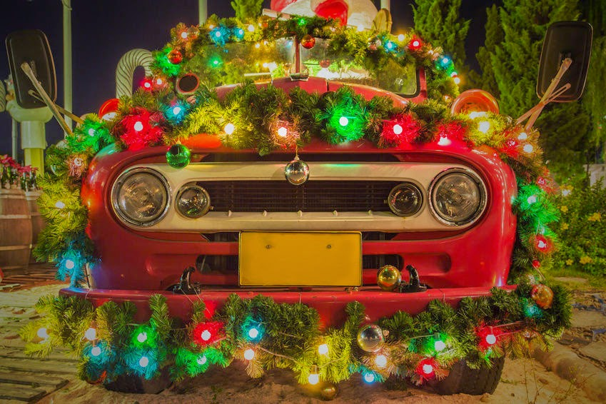 Female used car expert funny ways to decorate your