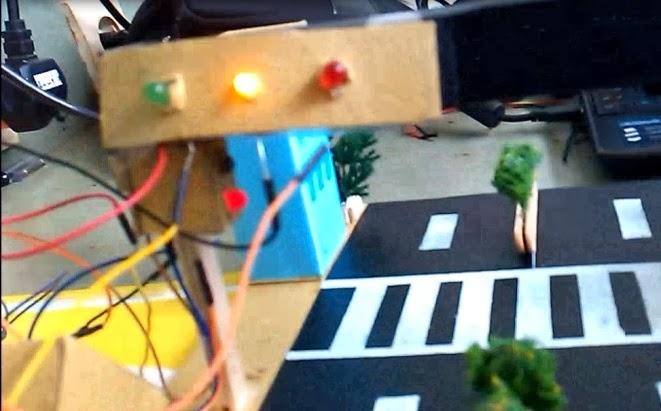 Belajar arduino aplikasi rfid untuk lampu penyeberangan