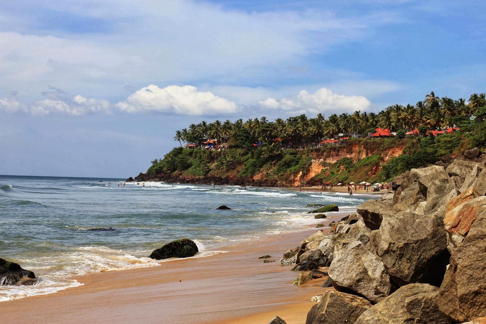 Индия пляжи на фото
