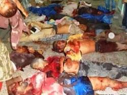 مجزرة سناح الضالع التي ارتكبها المحتل في ٢٧ديسمبر ٢٠١٣م