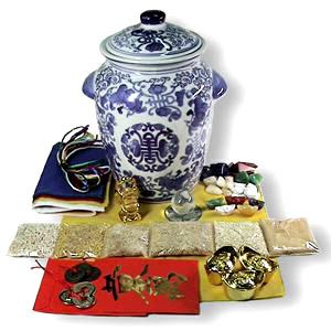 Jarr n de la prosperidad esencia anisgott creativo - Feng shui prosperidad ...