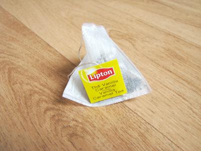 lipton-thee-vanilla-caramel-smaak-theezakje