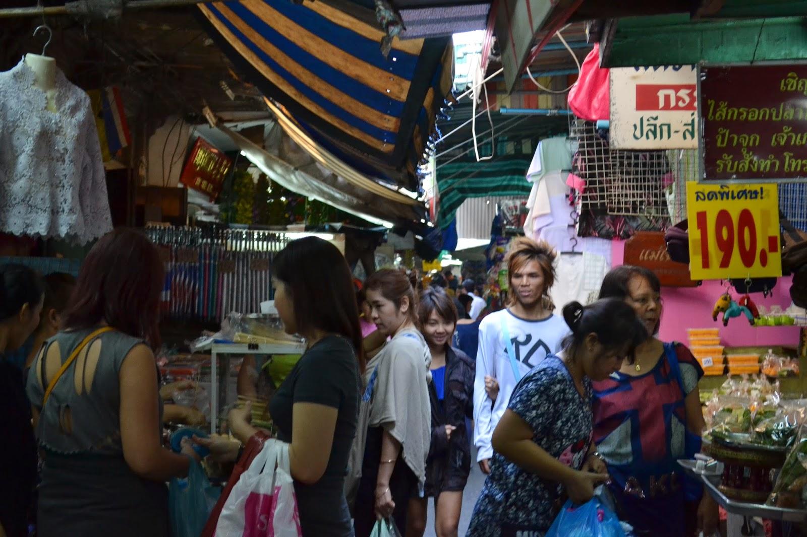 bangkok, voyage, quartier indien