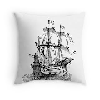 Classic Sailing Ship 02