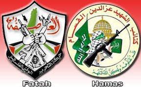 Facções palestinas Fatah e Hamas negociam reconciliação