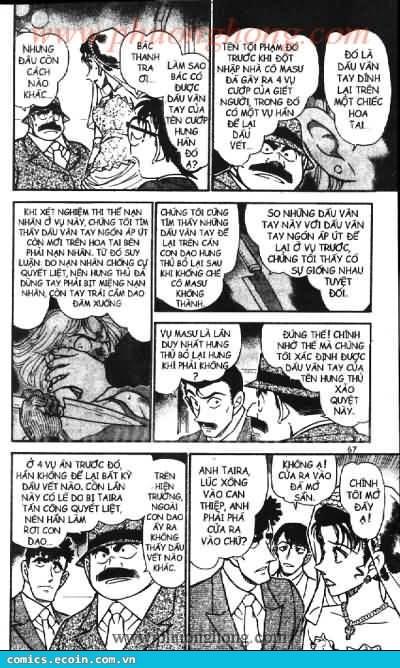 Detective Conan - Thám Tử Lừng Danh Conan chap 536 page 13 - IZTruyenTranh.com