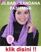 Jilbab - Pashmina