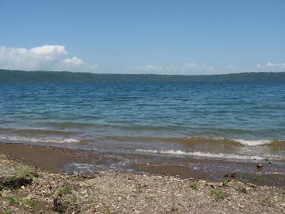 Lake Apoyo hotel