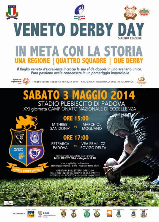 Veneto Derby Day