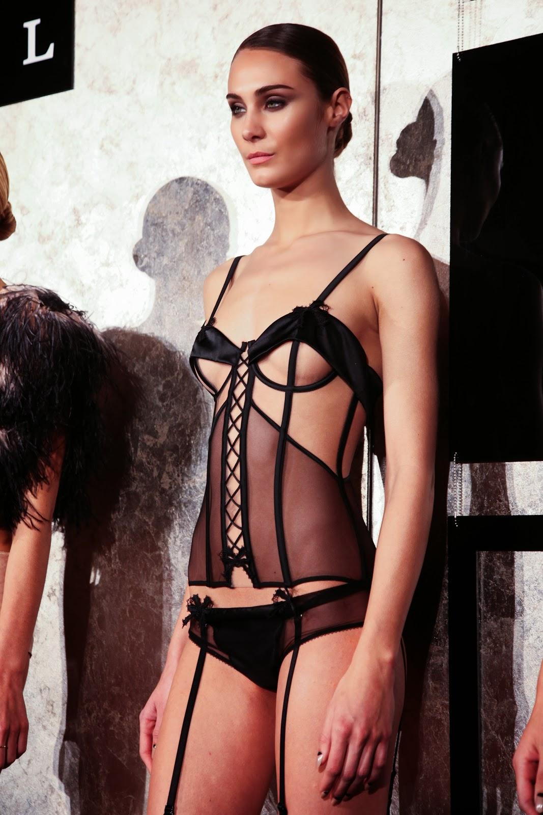ANDREA JANKE Finest Accessories: LA PERLA Black Label ...
