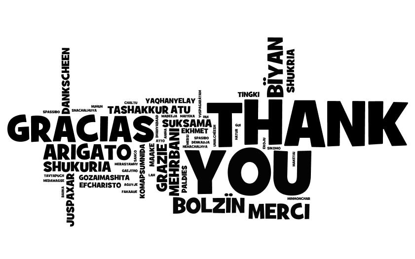Palabras Por z Gracias Por Tus Palabras de