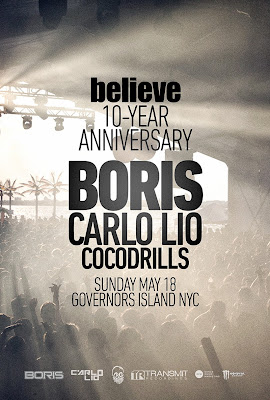 Boris Believe Year 10 - Governor's Island - May 18, 2014