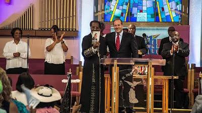 Igrejas afro-americanas de Detroit fazem campanha pró Israel
