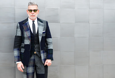 Moda masculina: O inverno 2014