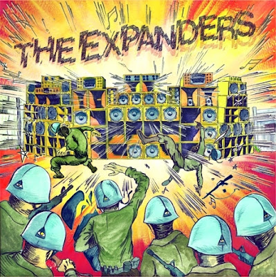 THE EXPANDERS - The Expanders (2011)