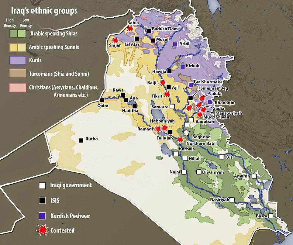 PomoNews.com: MAPS: SYRIA AFTER THE CEASEFIRE