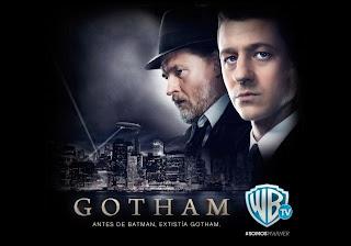 Gotham: la serie más esperada del año
