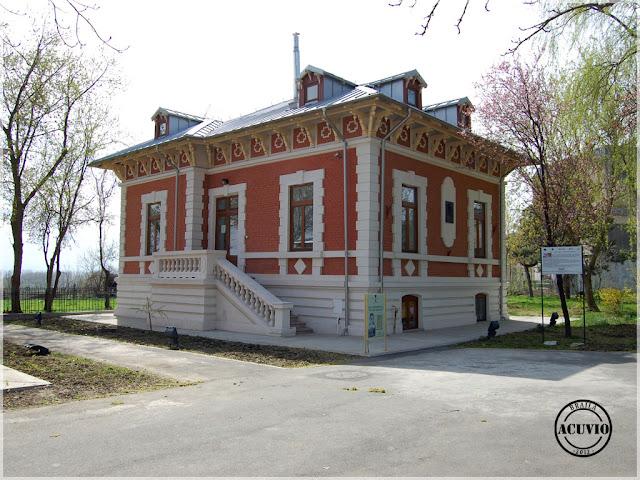 Brăila Grădina Mare Casa Memorială Panait Istrati