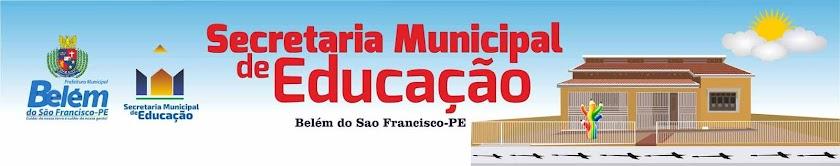 Secretaria Municipal de Educação - Belém do São Francisco-PE