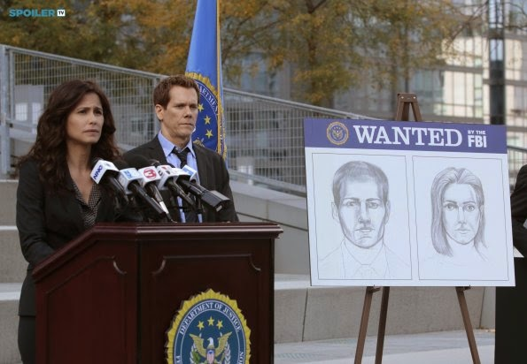 """The Following - Exposed - Review: """"I Can't Cover up Anything Else"""""""