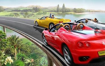#6 Ferrari Wallpaper