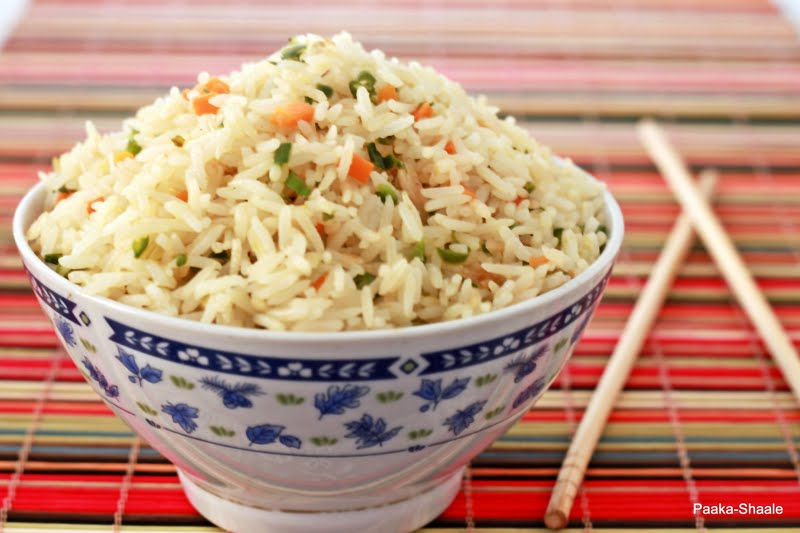 Paaka Shaale Chinese Fried Rice With Hong Kong Style