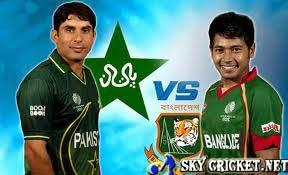 Pakistan to play bilateral series against Bangladesh in May 2015
