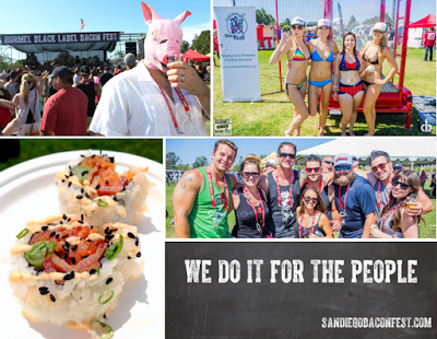 Save on passes and enter to win VIP tickets to San Diego Bacon Fest