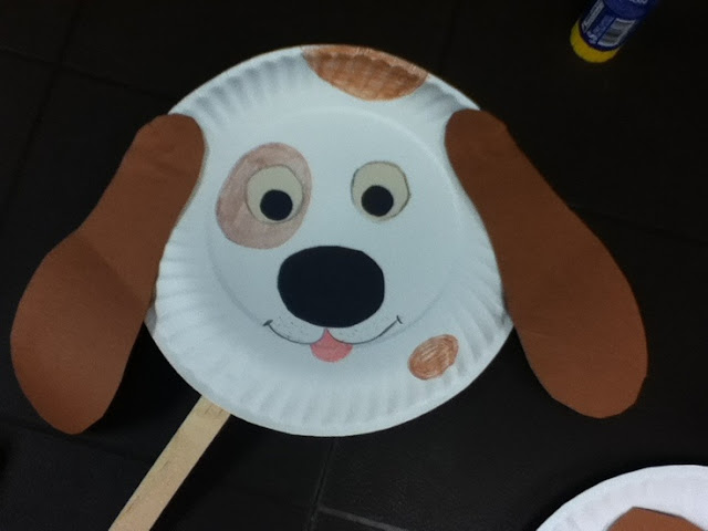 paper plates animal craft ideas