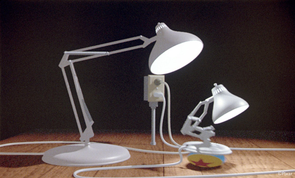 how to make a pixar lamp costume