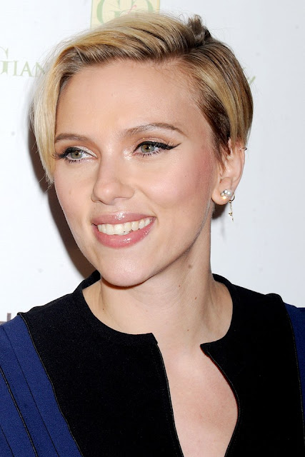 Actress, Singer, Model @ Scarlett Johansson - Out and about in New York