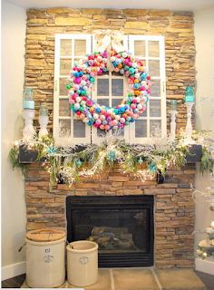 The holiday season – together with ornament wreath short training.