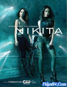 Sát Thủ Nikita Phần 2 - Nikita Season 2