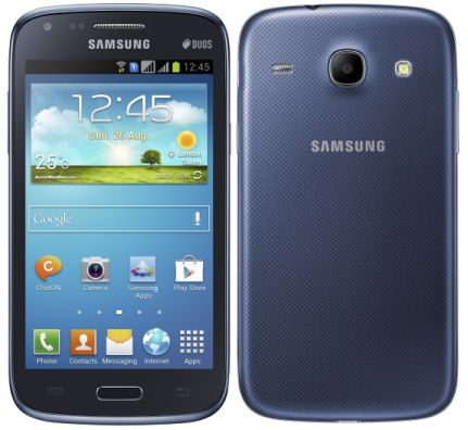 Samsung Galaxy Core with 1.2 GHz Dual Core Phone